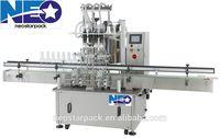 Automatic Overflow Liquid Filler