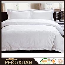 Latest design modern bed sheet set/king size bedspreads