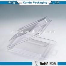 Custom PET plastic packaging box hot sale