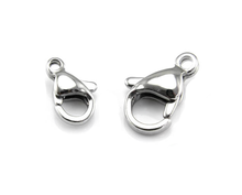 High Polished Lobster Claw Clasps Wholesale From China