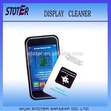 Adhesive Microfiber Display Cleaner