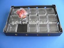 Big size heavy load foldable strawberry carton box/la fresa caja