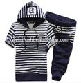 venta al por mayor de moda personalizada hombres ropa casual