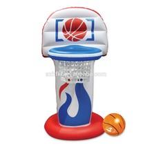 Inflatable Basketball Set with Ball
