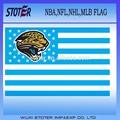 Pies $number pies * Jacksonville Jaguars de la bandera