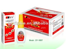 10g-20g 101 DY-BOND super glue /cyanoacrylate adhesive