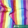 6 colors stripe fabric from Direct manufacturers factory