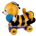 Suave 2012 hacia fuera la puerta juguetes de ejercicio/insectos del coche con la voz