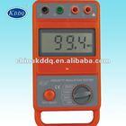 1000V 2500V 5000V KD2671G quality high accuracy Digital insulation tester Megger meter