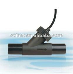 plastic water flow sensor