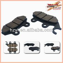 spare part cd70 motorcycle brake shoe