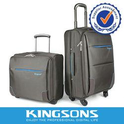 dustproof travel luggage bag water-resistant trolley luggage for laptop