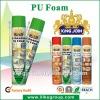 structural expanding foam tube/gun type 750ml manufacturer ROHS certificate