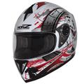 Casco de carretera, abs cara llena casco para moto con la cepe/dot