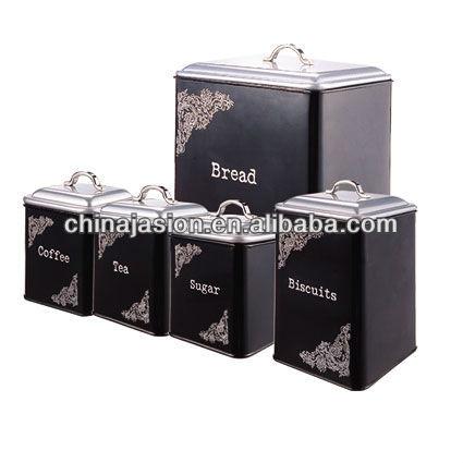 modern canister sets