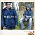 A prueba de agua de algodón- acolchada ropa chaqueta de invierno chaquetas de abrigo