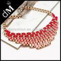 jnl0003 2014 collar de la aleación joyería de moda
