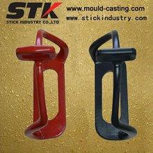 Powder Coating Bent Leg Safety Stirrups