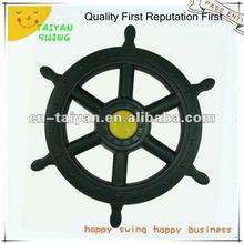 swing accessories/ Kid's Plastic Ship Wheel