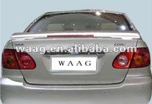 TY51036-Toyota Corolla 2005 ABS Rear Spoiler roof spoiler