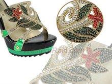2013 Platform Lady Sandal with Rivet Fashion Shoe High Heel Woman Diamontte Sandal