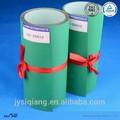 1.5mm luz verde base de nylon cinturón antiestático transmisióndepotencia correa plana de papel para la industria