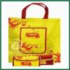 2012 fashional durable foldable shopping bag