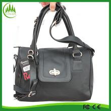 2014 Fashion PU leather elegant style lady bags