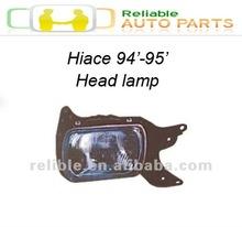 toyota hiace 1994-1995' head lamp
