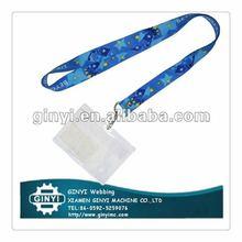 water bottle polyester lanyard strap