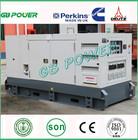 30kva super silent famous brand engine diesel generator