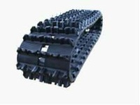SQ-B snow vehicles rubber track for sale