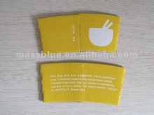 Hot Sale Paper Single Wall Cup Paper Sleeve