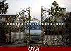 Metal decector gate design idea for house
