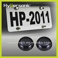 hp6438 decorar objetos da placa de licença