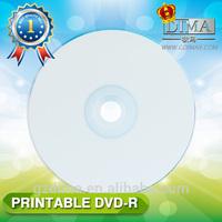 high quality printable dvd 16X 120min