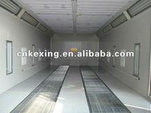 KX-SP3200B car painting booth price