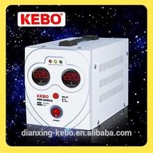 KEBO relay-type stabilizer AVR 500VA/1000VA/1500VA/2000VA/3000VA/5000VA/8000VA/10000VA input 70-140Vac/140-260Vac