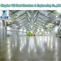 construction design Prefab steel structure warehouse