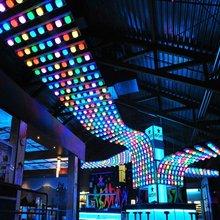 unique club led decorative ceiling