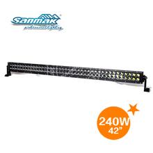 "42"" LED Light Bar Off Road ATV UTV Truck Lights Off Road LED Light Bar 42"" SM6021-240"