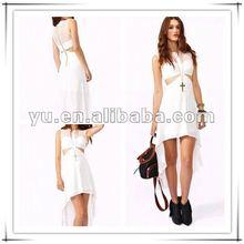 S/S Newest Design Dresses New Fashion 2012,Causal Dress
