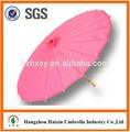 Japaness guarda-chuva de papel de bambu manufatura principal