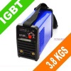 light weight direct current inverter welding welder/welding machines zx7 200 amperes 1 phase 110/220volots zx7-200a and supplies