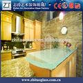 melhor preço branco de fibra de vidro da cozinha bancadas de vidro