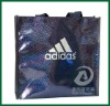 waterproof nonwoven tote bag with glossy lamination