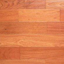 Natural Brazilian Cherry Jatoba Parquet Hardwood Flooring