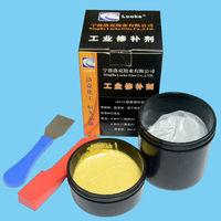 Industrial metal repair epoxy putty