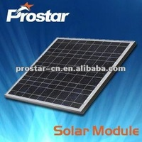 160w high convertion rate solar panel