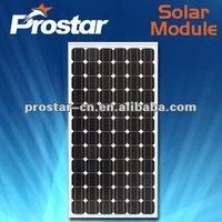high quality 150w monocrystalline solar panel price fob ningbo